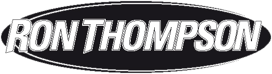 Ron Thompson Logo