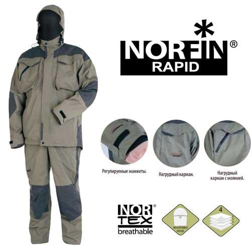Norfin Rapid